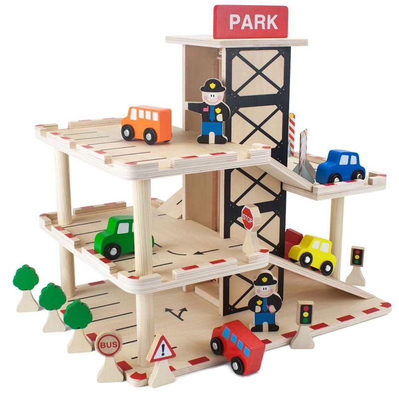 Downtown Deluxe Parking Garage