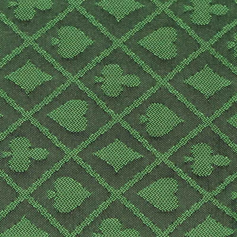Poly Speed Cloth - 2 Tone - Green - 10 Ft Section