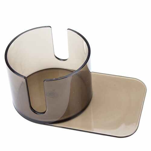 Jumbo Plastic Cup Holder With Cutout