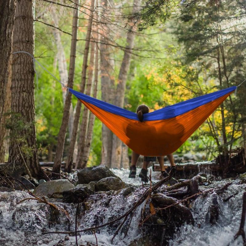 Camping Hammock, Moss & Mud