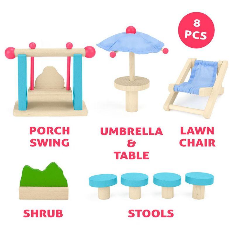 Playful Patio Set