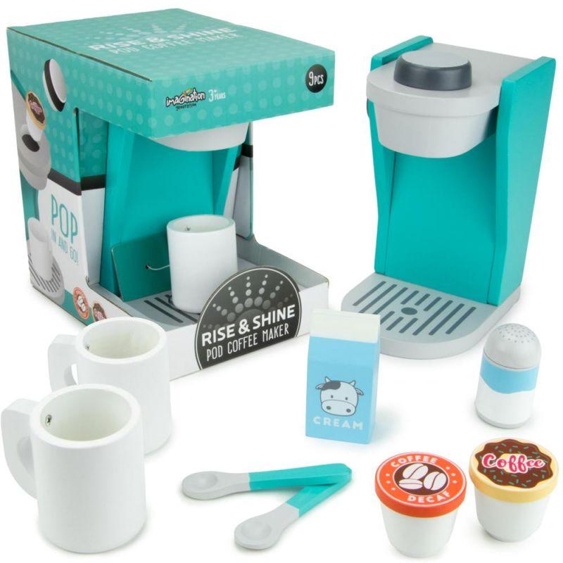 Rise 'n Shine Coffee Maker Playset