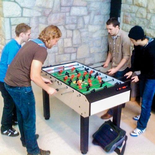 Octagonal Handles For Standard Foosball Tables (Pack Of 8)