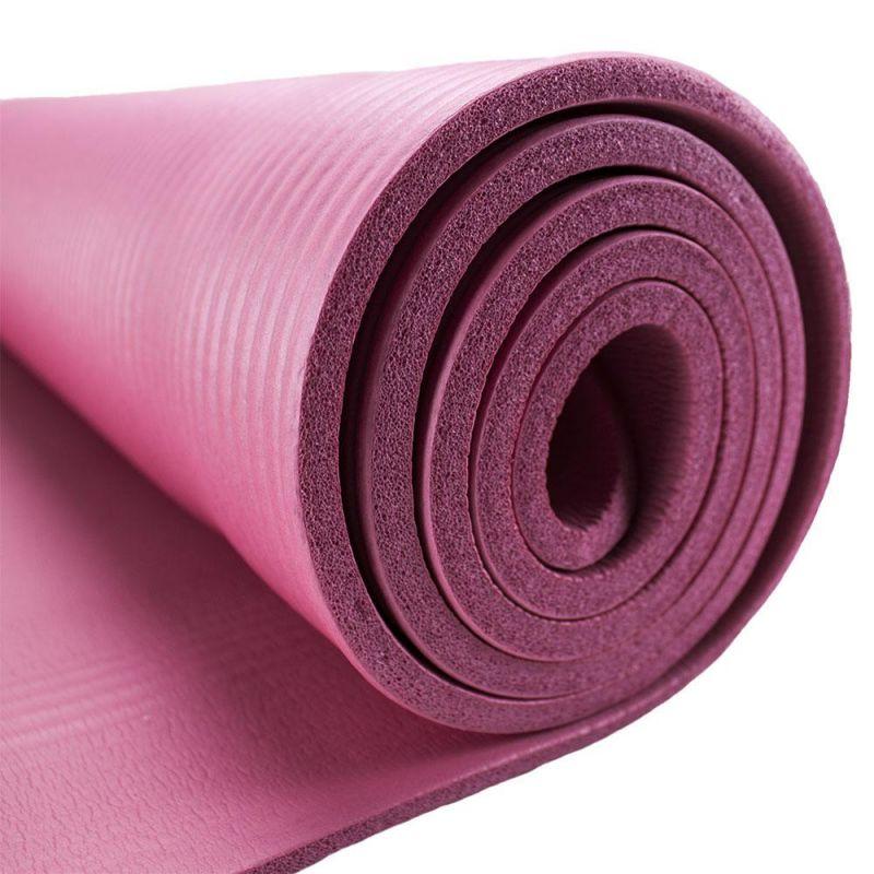 3/8-Inch (8Mm) Professional Yoga Mat - Pink