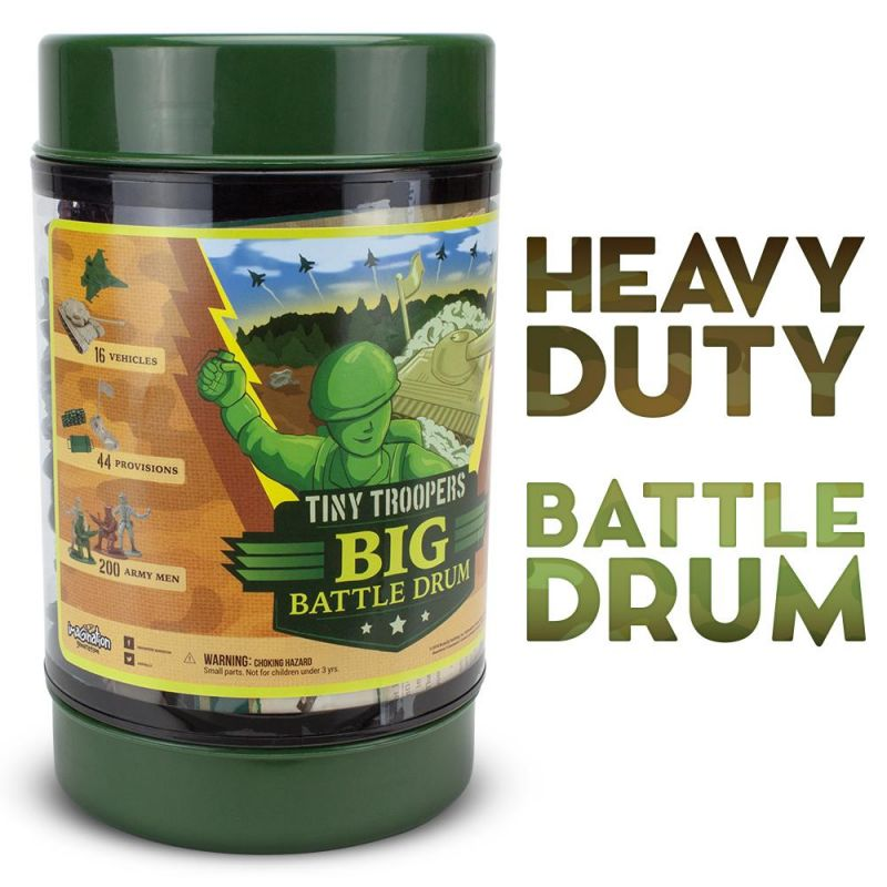 Tiny Troopers Big Battle Drum