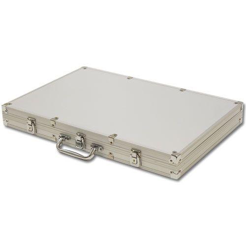 1,000 Ct Aluminum Case