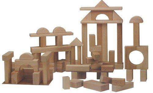 Beka Traditional Deluxe Block Set: 68 Pieces Set