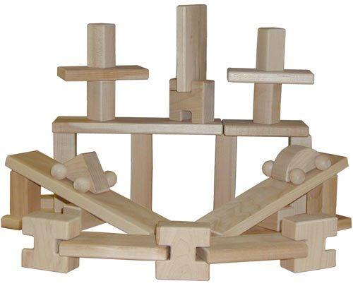 Beka Little Builder & Whimsie Block Set: 30 Pieces Set