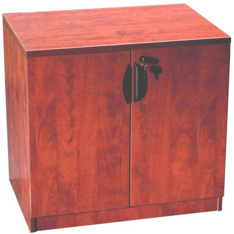 Boss Storage Cabinet-cherry