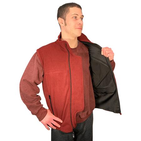 Men's Fortress Fleece Vest