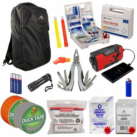 Survival Pack & Safety Kit