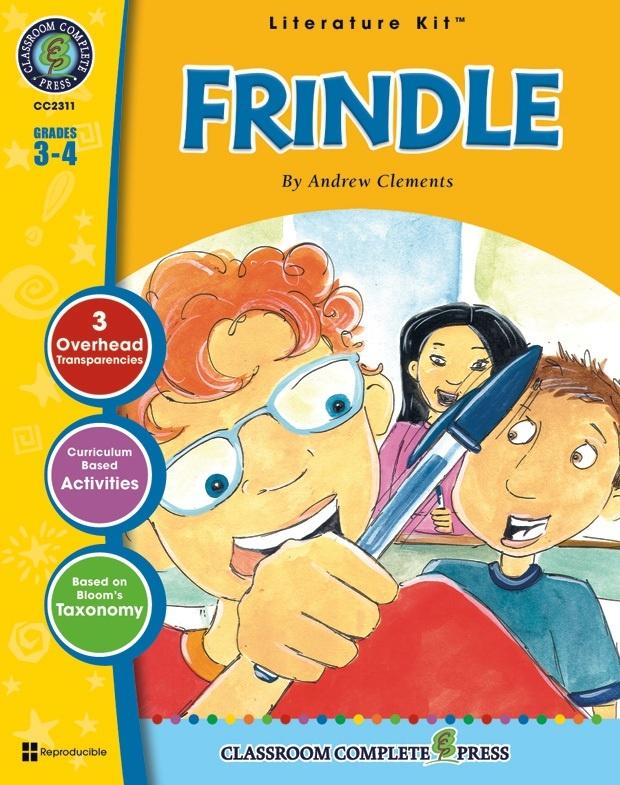 Classroom Complete Regular Education Literature Kit: Frindle, Grades - 3, 4