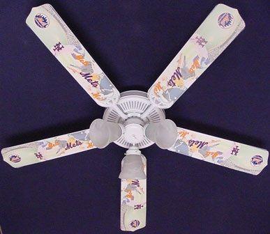 Ceiling Fan Designers MLB New York Mets Fan/Blades