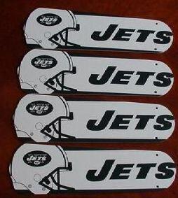 Ceiling Fan Designers NFL New York Jets Fan/Blades