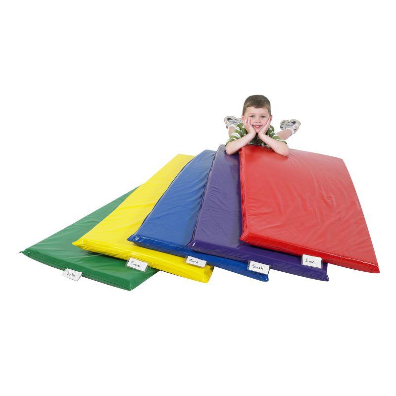Rainbow Rest Mats – Set Of 5 Colors