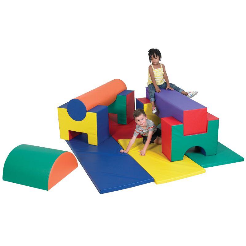 Jr. Activity Gym – 11 Piece Set