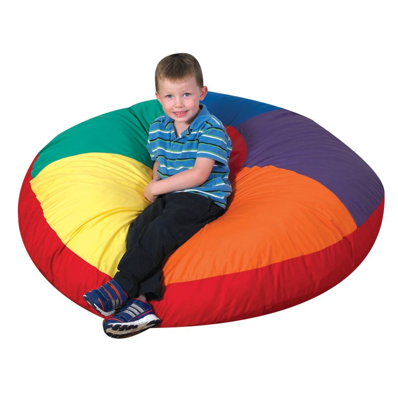 Cuddle-ups® Medium Color Wheel Pillow