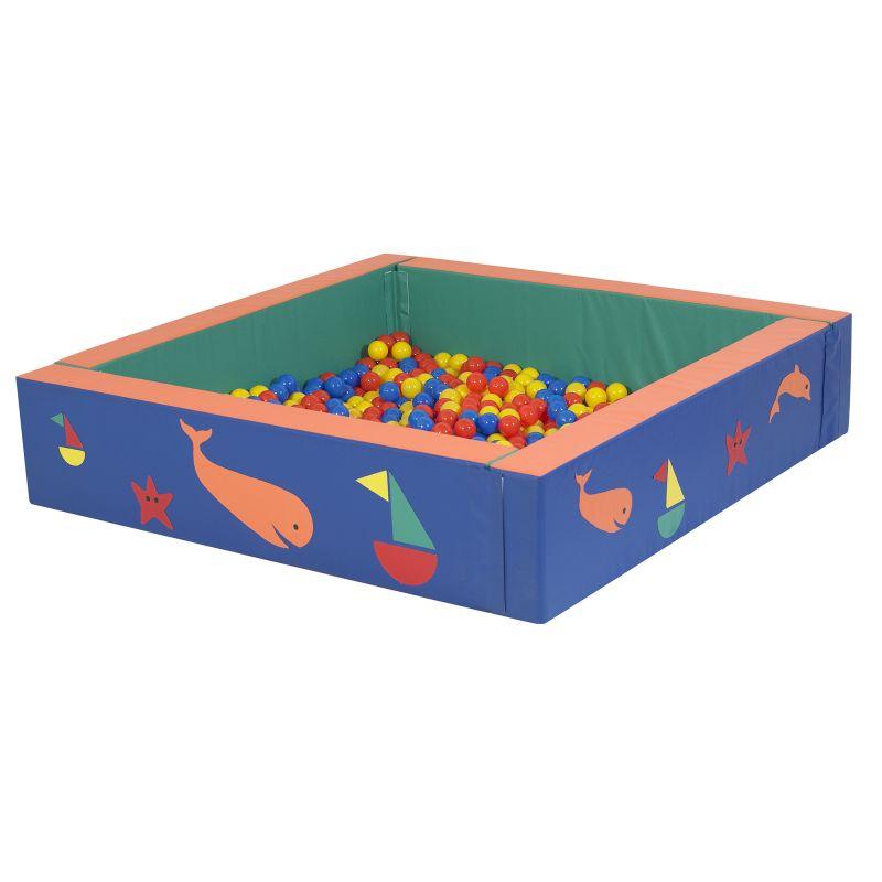 Ocean Depths Ball Pool