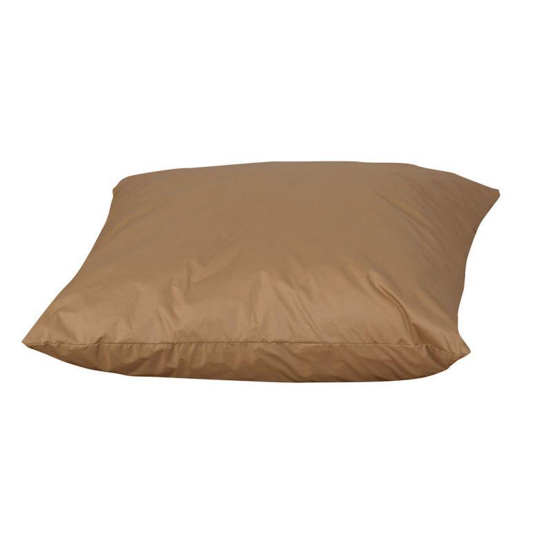 Cuddle-ups® 27″ Cozy Floor Pillow – Almond