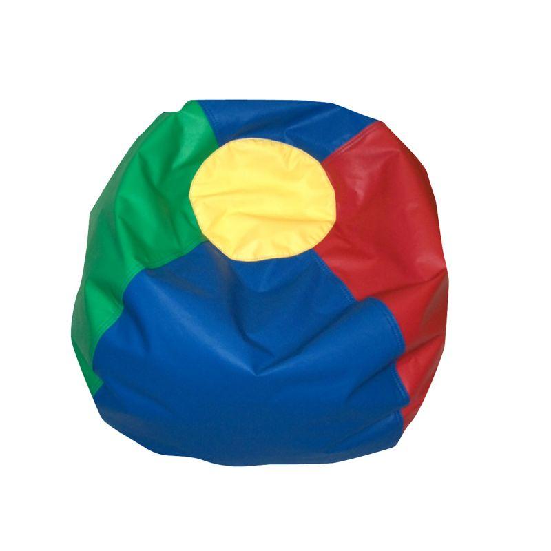 Go2 Bean Bag 35″ Round – Rainbow Colors