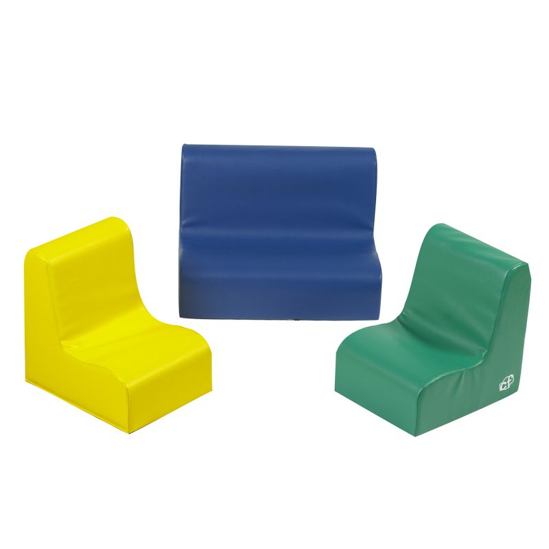 Little Tot Contour Seating – Primary 3 Piece