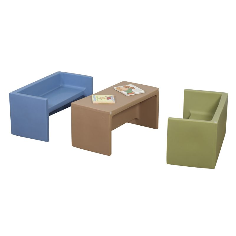 Woodland Adapta-Benches® – Set Of 3