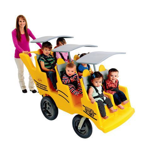 "6 Passenger Never Flat ""fat Tire"" Bye-bye® Bus"