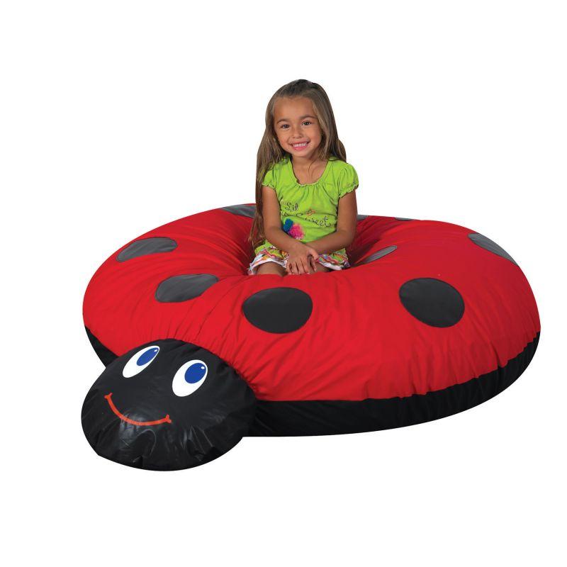 Cuddle-ups® Mama Ladybug