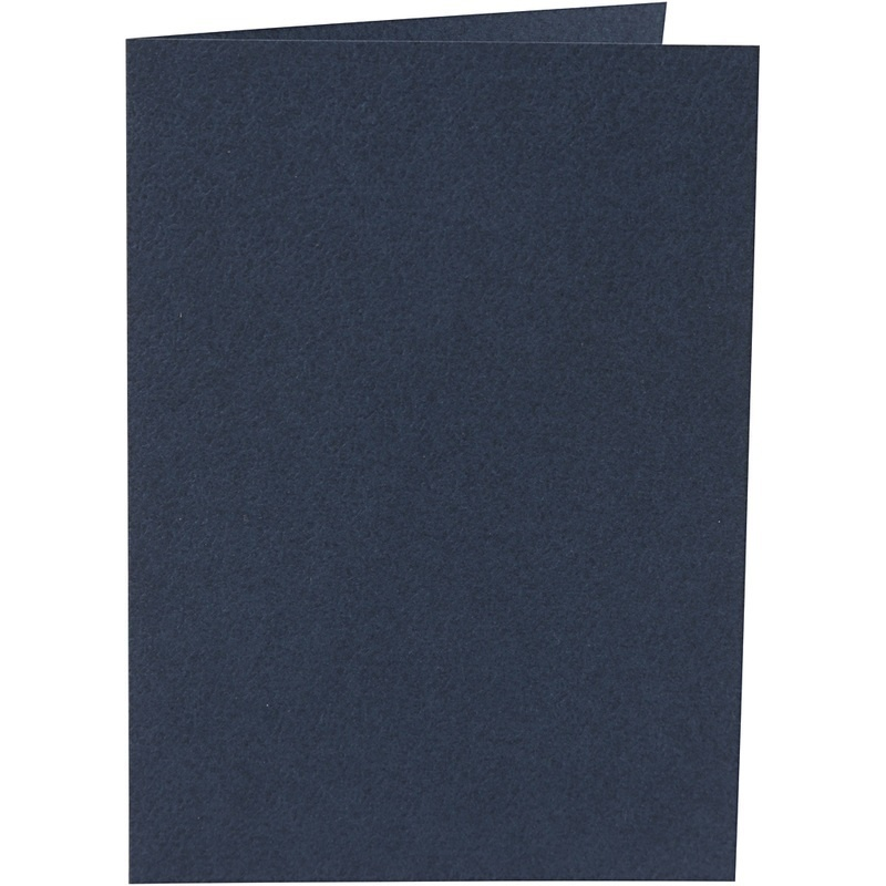 Happy Moments Cards, Blue, 10,5x15 Cm, 220 G, 10 Pc, 1 Pack