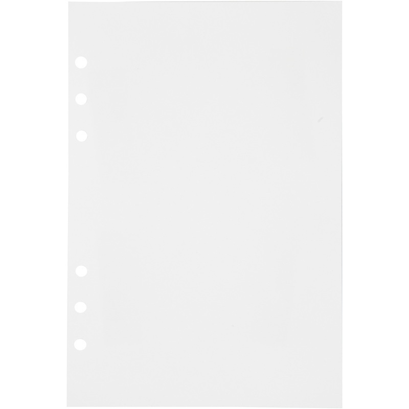 Creativ Company Planner Pages, White, 142x210 Mm, 36, 120 G, 1 Pc