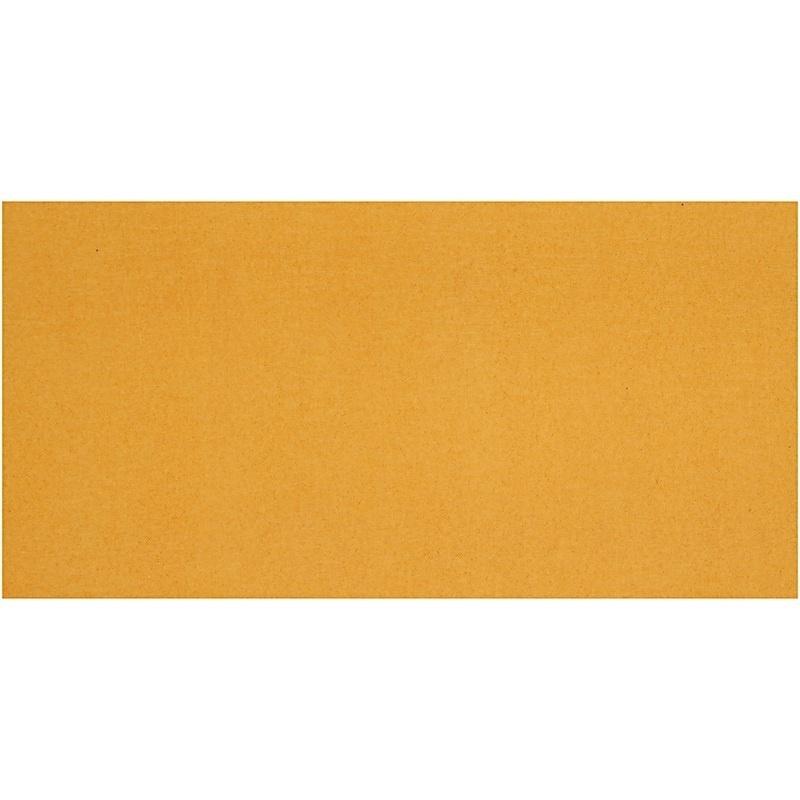 Creativ Company Crepe Paper, Sun Yellow, 50x250 Cm, 10 Pleats