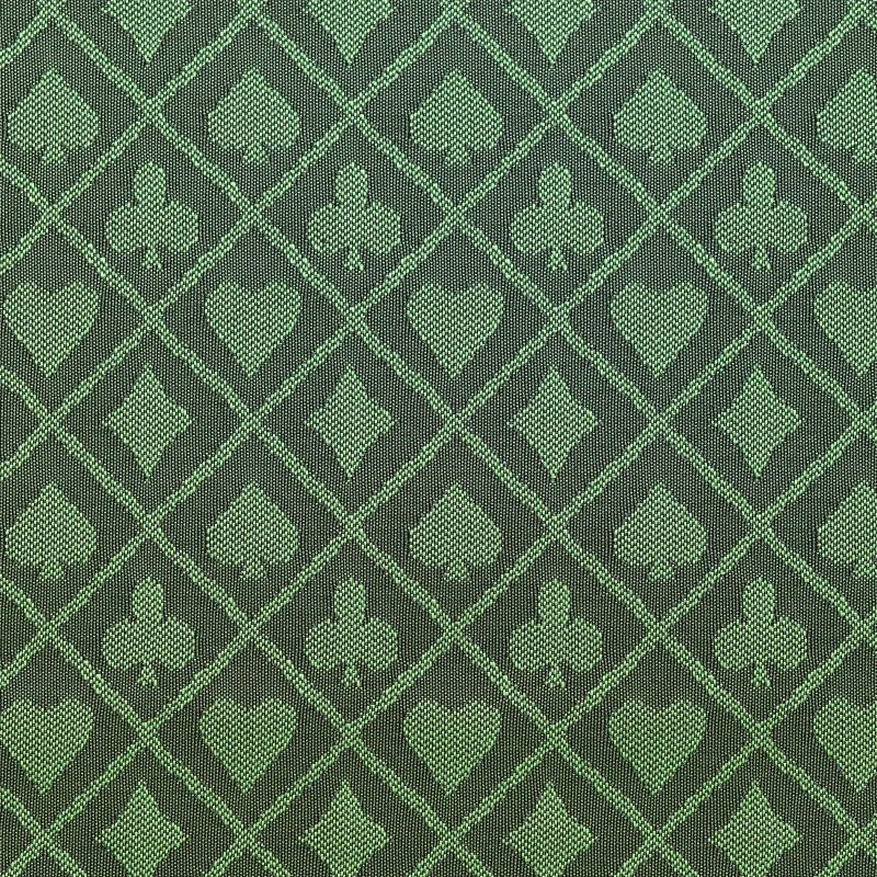 Pro Two-tone Suited Speed Cloth - (sold Per Running Foot) Green