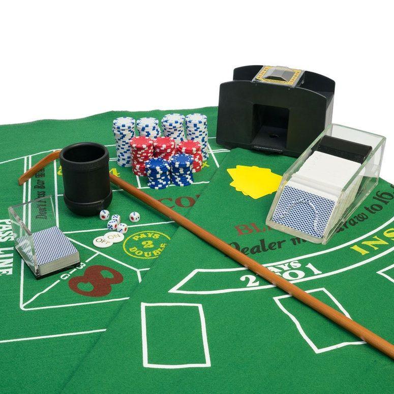 Blackjack & Craps Package