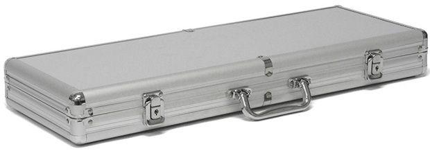Aluminum 500 Chip Poker Case