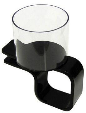 Plexiglas Clip On Drink Holder