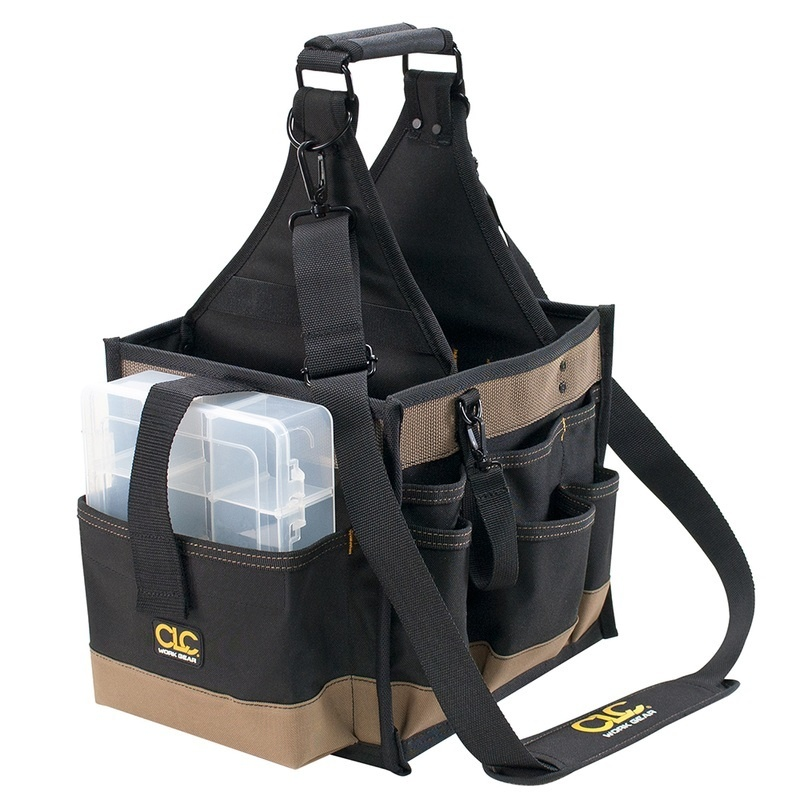 """Clc 1528 11"""" Electrical & Maintenance Tool Carrier"""