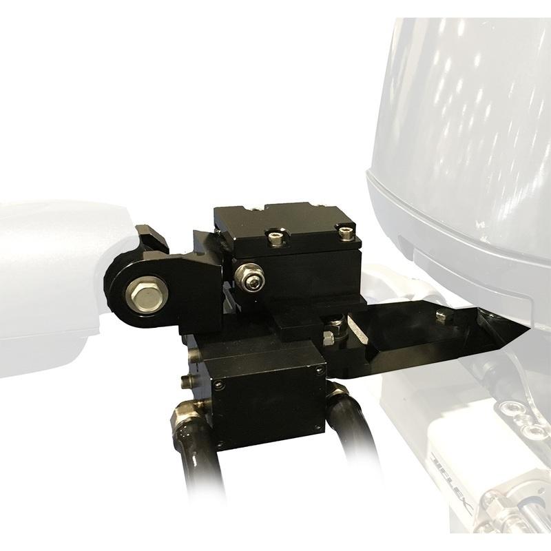 Uflex Yamaha 90-115 Zero Torque Feedback Tiller