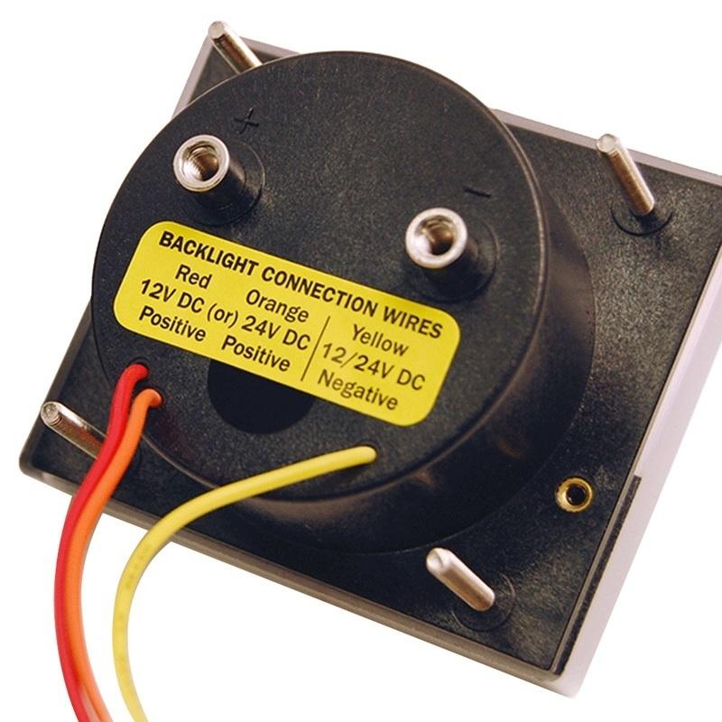 "Blue Sea 8017 Dc Analog Ammeter - 2-3/4"" Face, 0-100 Amperes Dc"