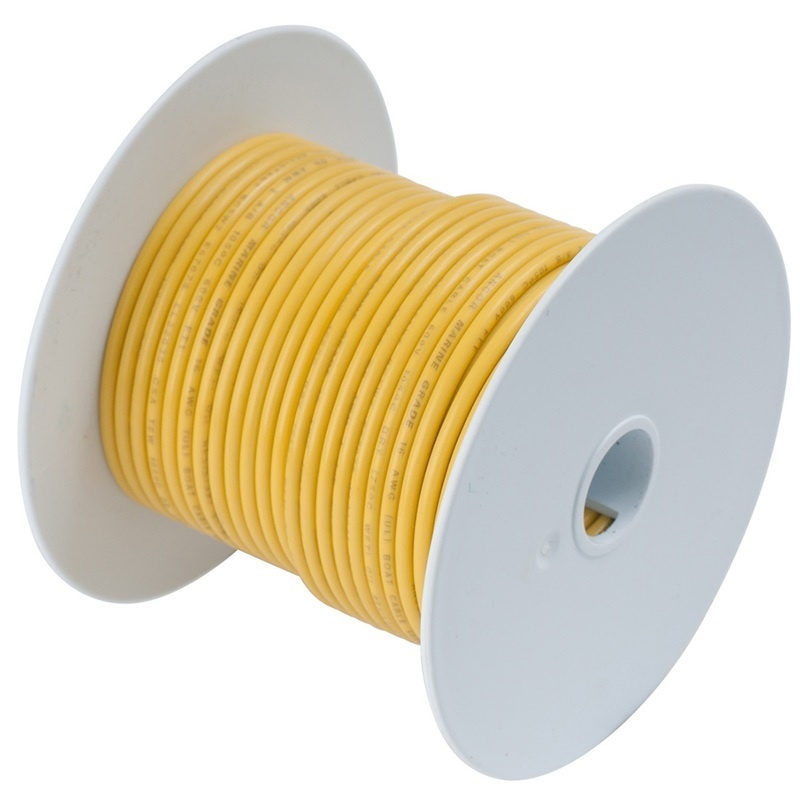 Ancor Yellow 2/0 Awg Battery Cable - 100'