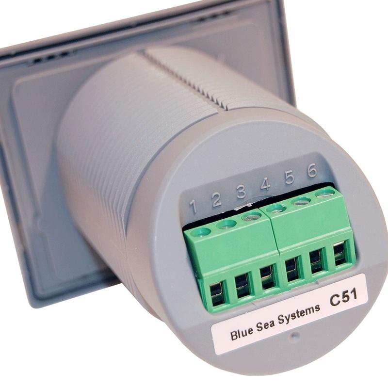 Blue Sea 8248 Dc Digital Multimeter W/ Alarm