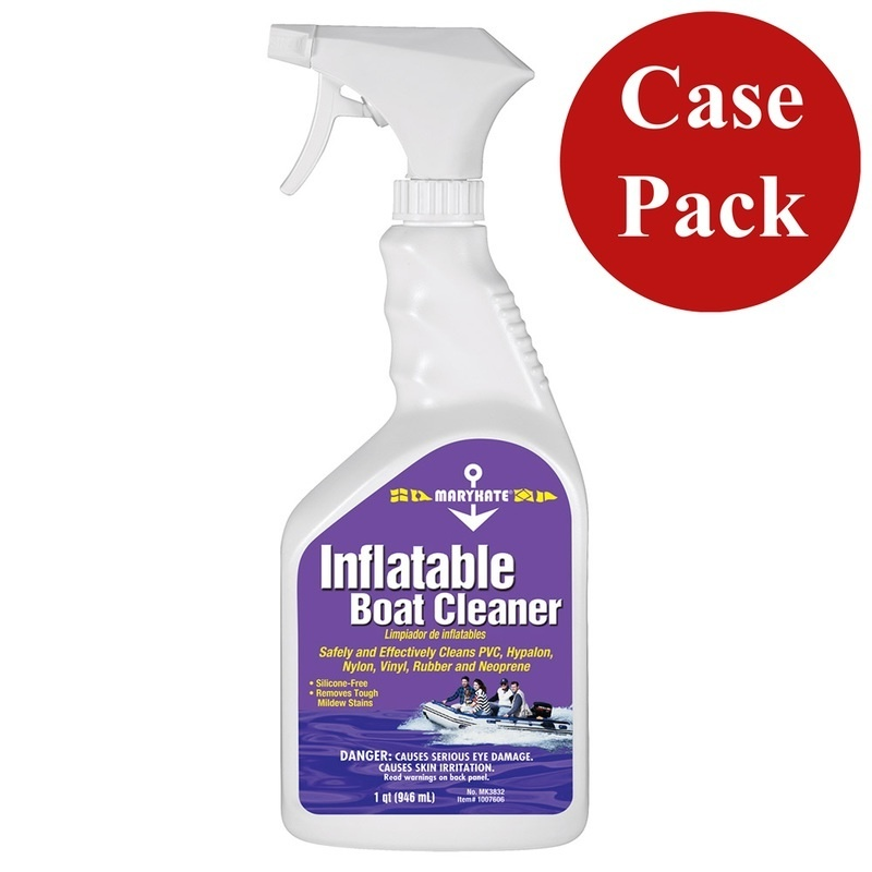 Marykate Inflatable Boat Cleaner - 32oz - #mk3832 *case Of 12