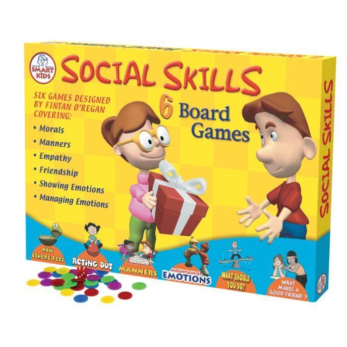Social Skills Board Games, 6