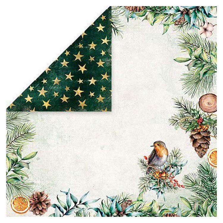 Craft & You Design Christmas Vibes 6x6 Paper Pad