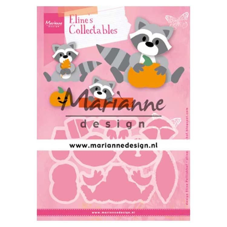 Marianne Design Collectables Eline's Raccoon