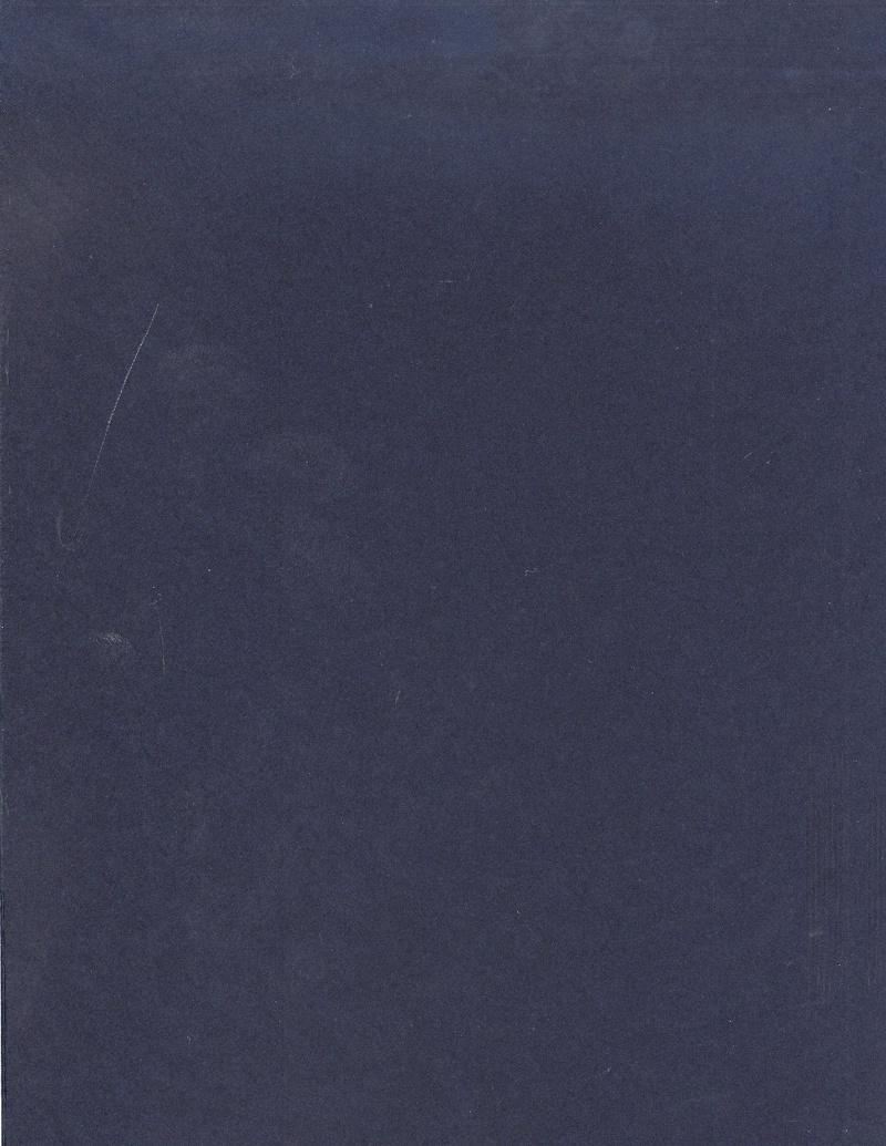 Foundation Cardstock 25 Shts 220 Gsm - Dark Navy