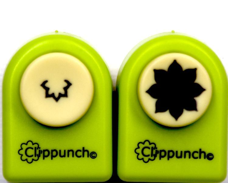 Clip Punch Flower