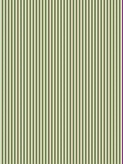 Parchment Paper - Olive Green Stripes (5 Sheets)