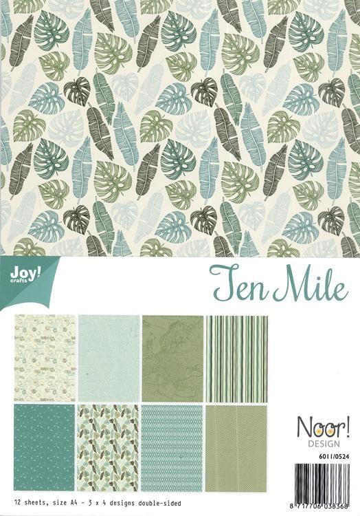 Joy! Crafts A4 Paper - Ten Mile
