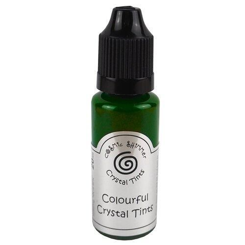 Cosmic Shimmer Colourful Crystal Tints