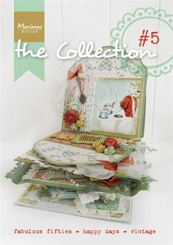 Marianne Design - The Collection #5 May